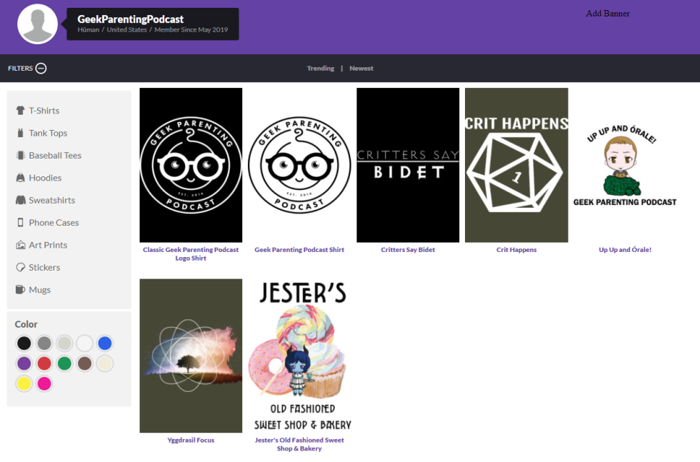 2019-06-04 09_33_50-Shop GeekParentingPodcast's Design By Humans Collective Store.png